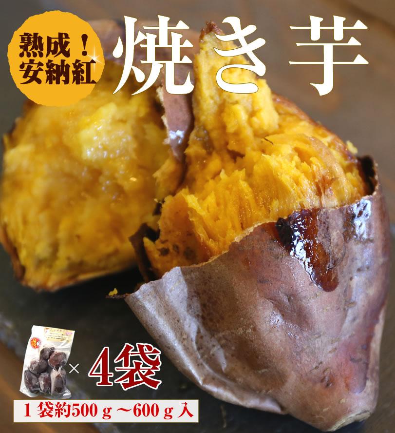安納芋焼き芋おいしい原種安納蜜芋