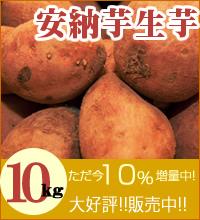 生芋10キロ