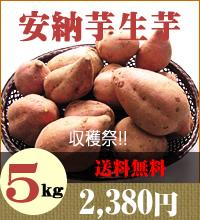 生芋5キロ